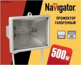 Светильник Navigator 94 602 NFL-FH1-500-R7s/WH