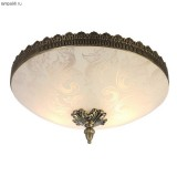 Люстра ARTE Lamp A4541PL-3AB CROWN
