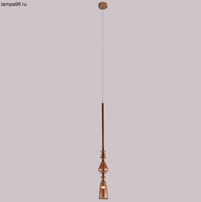 LUX SP1 B COPPER Crystal Lux Светильник подвесной LUX