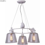 Люстра Arte-Lamp A4289LM-3WH PASSERO