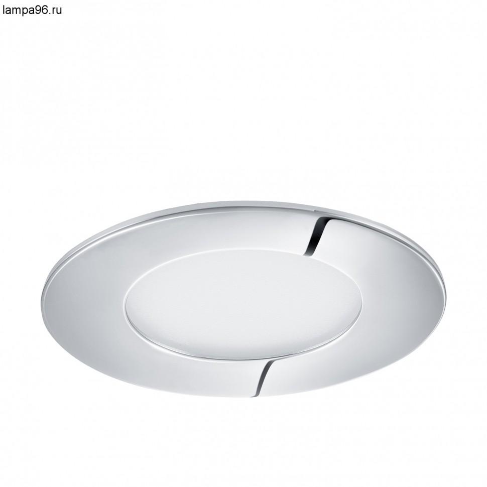 Встраиваемый светодиодный светильник Eglo Fueva 1 96054