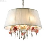 Подвес ODEON-LIGHT 2685/5 PADMA E27 5*60W